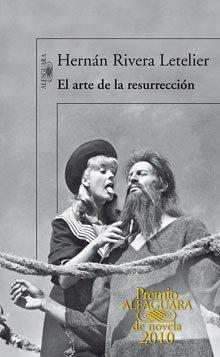 Cubierta del libro: El arte de la resurrección
