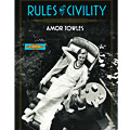 Rules of Civility book cover