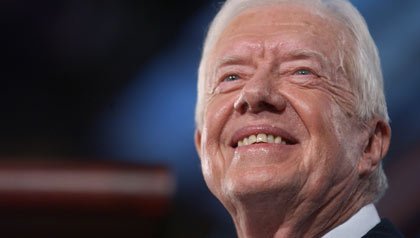 Former United States President Jimmy Carter 2004