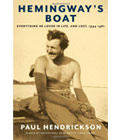 Book cover of Hemingway's Boat