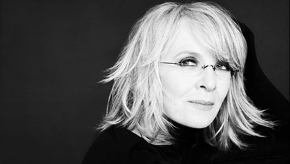 Portrait of Diane Keaton