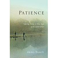 AARP Books: Patience, by Akiko Busch