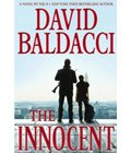 Book cover for David Baldacci's novel, The Innocent