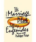 Book cover for The Marriage Plot, a novel by Jeffrey Eugenides