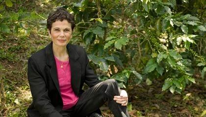 Writer and poet: Julia Álvarez