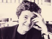 Retrato de la autora Luisita López Torregrossa.