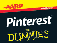 AARP's new book about Pinterest also explains other aspects of social media. For the online promo story.