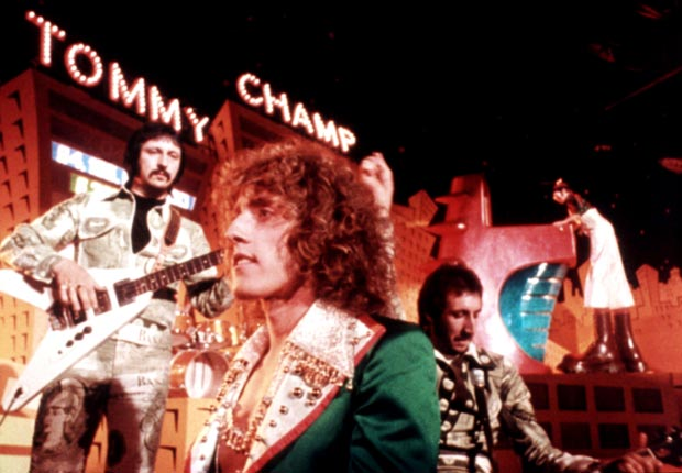 TOMMY, John Entwistle, Roger Daltrey, Pete Townsend, Elton John, 1975 - Pete Townshend Retrospective