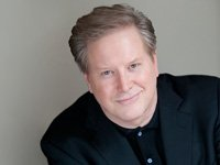 Author and comedian Darrell Hammond. For his online book review.