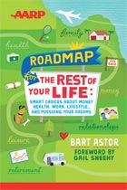 Book cover of Roadmap to the rest of your life