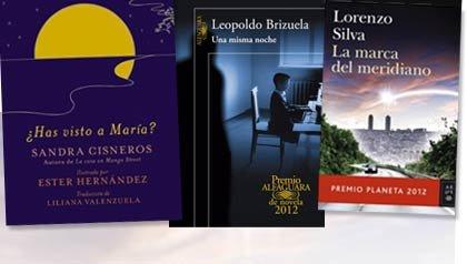 Los mejores libros del 2012