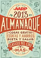 Book Cover of the 2013 AARP Almanac in Spanish