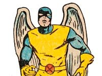 Angel, Marvel Comics Superhereo