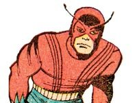 Hombre hormiga - Superhéroes celebrando 50 años