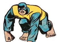 Beast - Superheroes celebrando 50 años