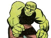 Hombre Increible - Superhéroes celebrando 50 años