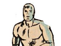 marvel entertainment dc comics characters golden age hero heroes iceman