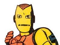 Ironman - Superhéroes celebrando 50 años