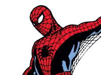 Hombre araña - Superhéroes celebrando 50 años