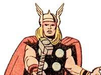 Thor - Superhéroes celebrando 50 años