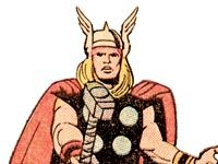 marvel entertainment dc comics characters golden age hero heroes thor