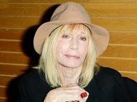 Sally Kellerman signs copies of her new book Read My Lips. (Beck Starr/WireImage/Getty Image)