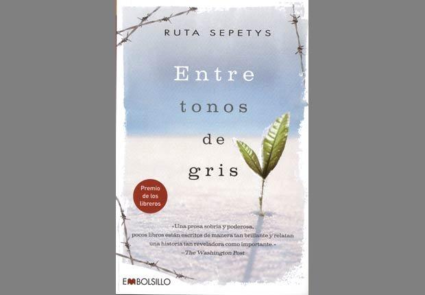 Entre tonos de gris, libro de Ruta Sepetys - Libros para este verano