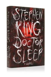 Stephen King's new book Doctor Sleep (Ted Morrison)