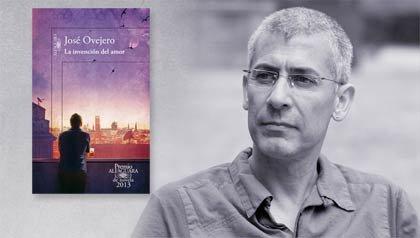 José Ovejero ganó el premio alfaguara de novela 2013 con su obra La invención del amor.