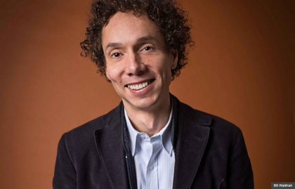 Author photo of Malcolm Gladwell. (Bill Wadman)