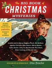 The Big Book of Christmas Mysteries by Otto Penzler (Courtesy Vintage Crime/Black Lizard)