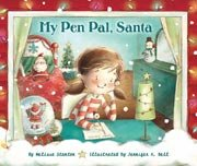 My Pen Pal, Santa by Melissa Stanton (Courtesy Random House)