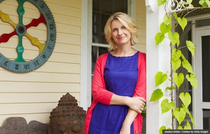 Elizabeth Gilbert (Jessica Antola / Contour by Getty Images)