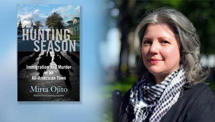 Libro Hunting Season de la escritora Mirta Ojito