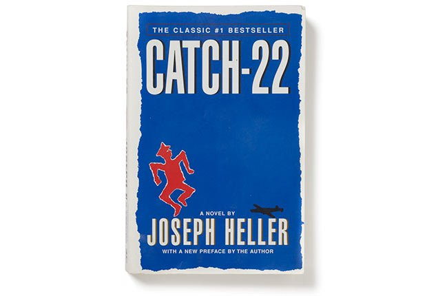 Catch-22,  boomer books