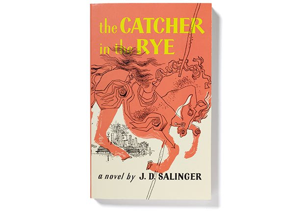 The Catcher in the Rye, boomer books