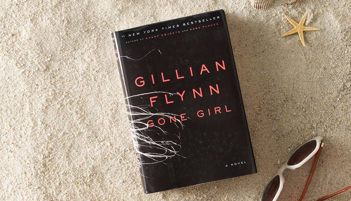 Gone Girl, Book, Fiction, Summer Reading