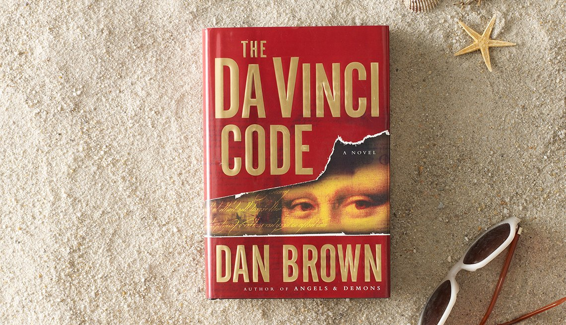 The Da Vinci Code, Book, Fiction, Dan Brown, Author, Summer Reading