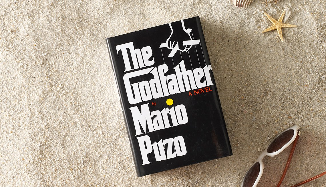 The Godfather, Book, Novel, Mario Puzo, Author, Summer Reading