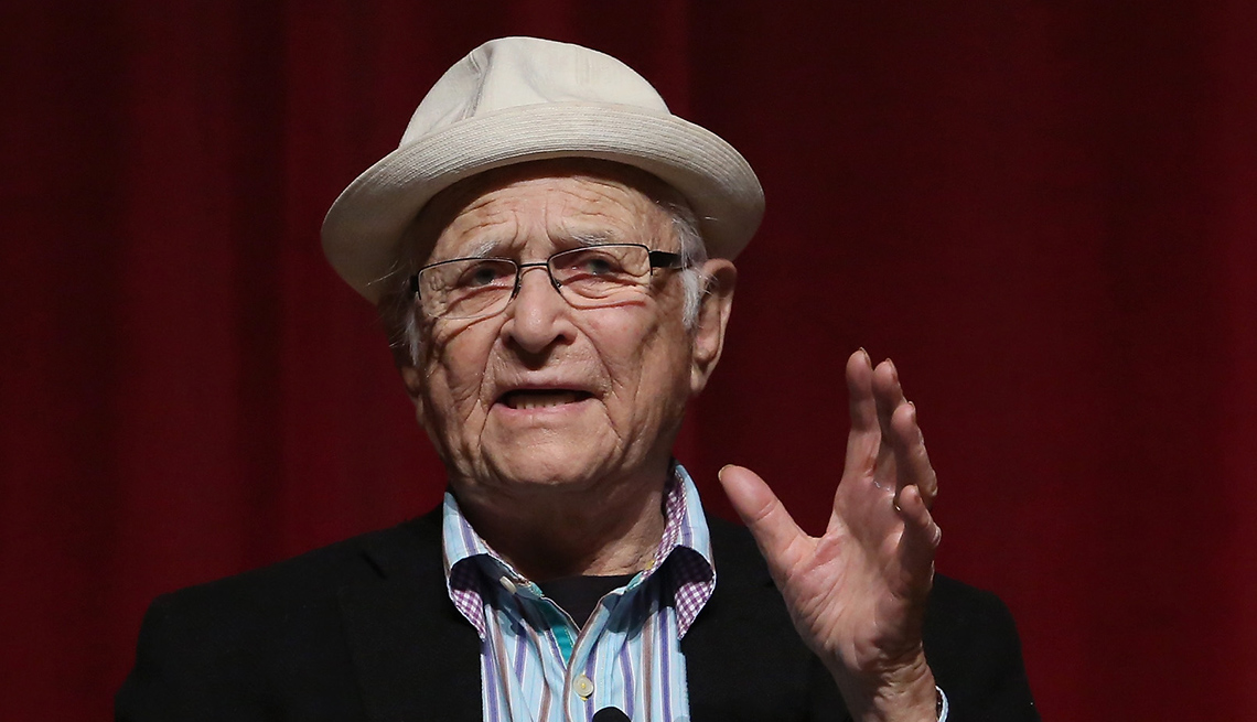 Portrait, Norman Lear, Producer, Television, Norman Lear Interview