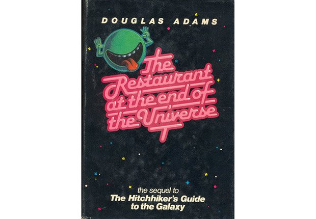 The Restaurant at the End of the Universe, 21 Great Novels It's Worth Finding Time to Read