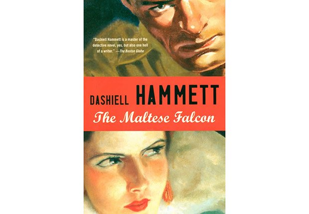 Maltese Falcon, 21 Great Novels It's Worth Finding Time to Read