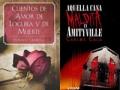 Portada de libros de de horror y espanto - Traducciones y publicaciones en español - Halloween
