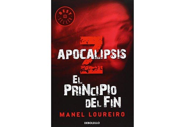 Portada del libro, Apocolipsis Z - Género de horror y espanto - Traducciones y publicaciones en español - Halloween
