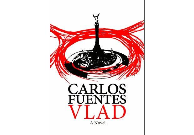 Portada del libro, Vlad - Género de horror y espanto - Traducciones y publicaciones en español - Halloween