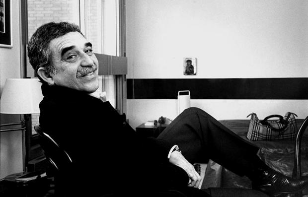 Gabriel García Márquez en sus épocas de periodista