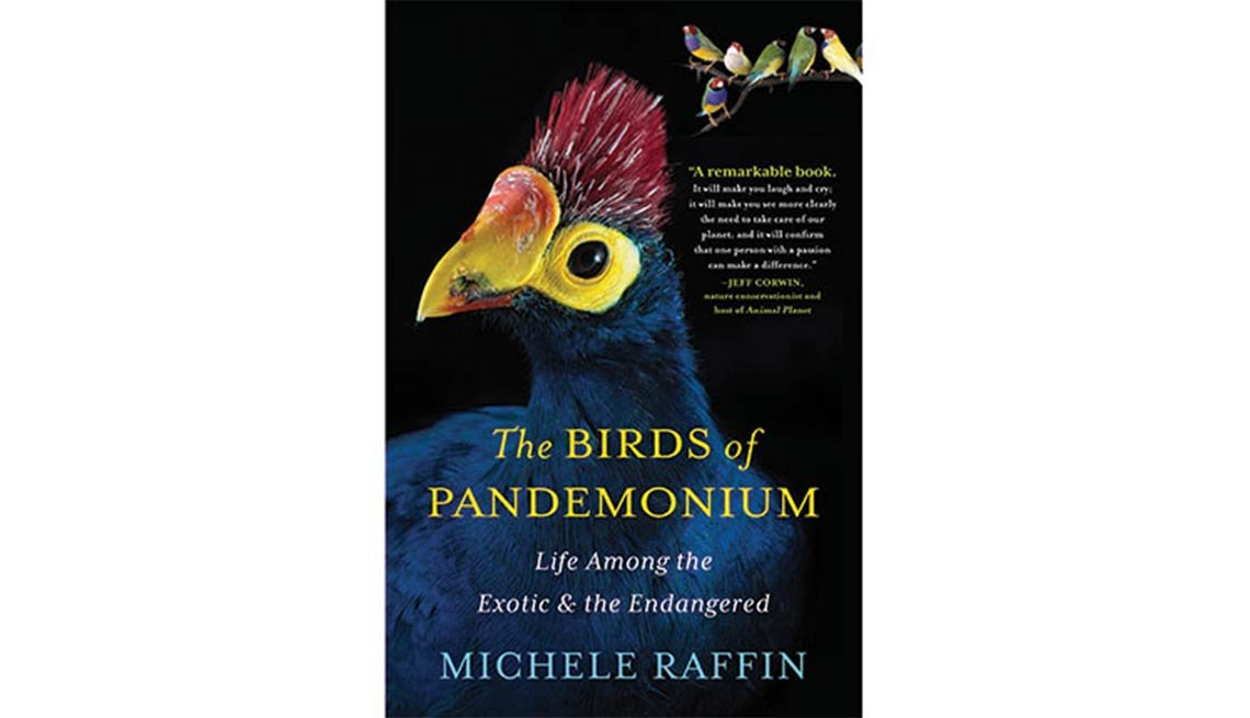 Birds of Pandemonium, Best Books of 2014