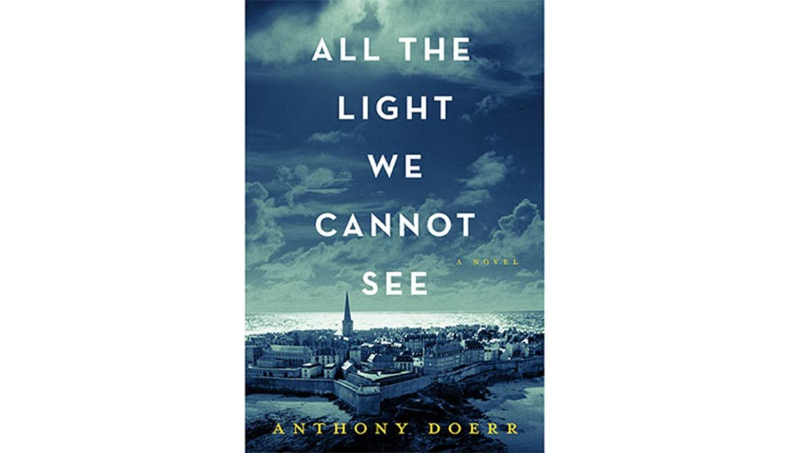 All the Light We Cannot See, Best Books of 2014