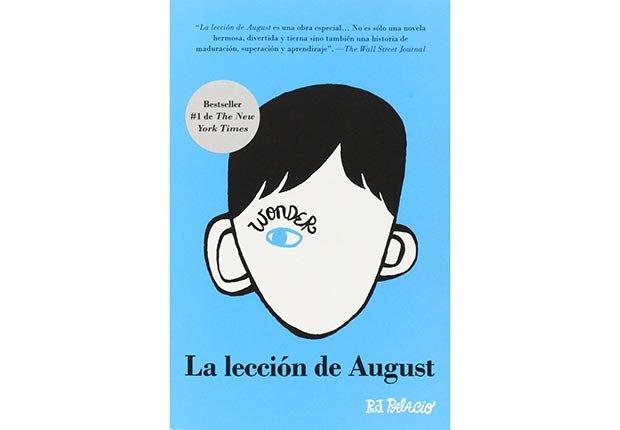 La lección de August - Libros para las fiestas de fin de año