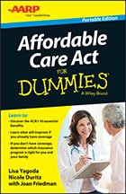 affordable care act for dummies aarp wylie guide healthcare